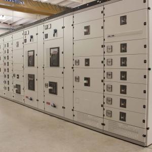 Quadri Elettrici Industriali Bassa e Media Tensione
