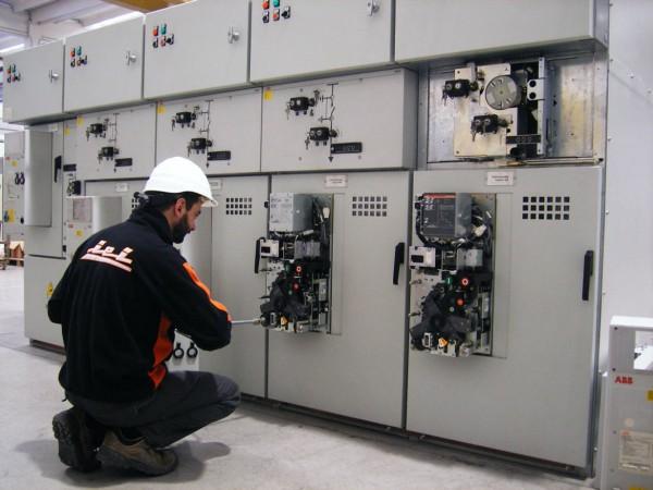 Manutenzione Cabine Elettriche