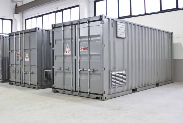 Cabina Container Mobile BT/BT