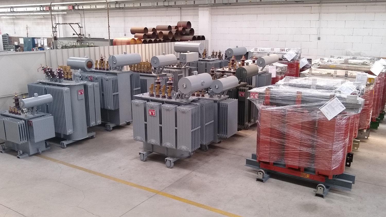 Si arricchisce l'offerta di trasformatori usati e revisionati dalla IEI